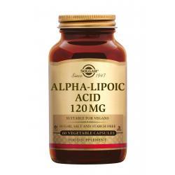 Alpha Lipoic Acid 120 mg