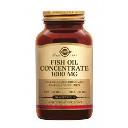 Fish Oil Concentrate 1000 mg