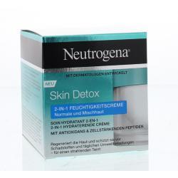 Detox moisture creme