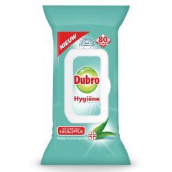 Doekjes hygiene eucalyptus