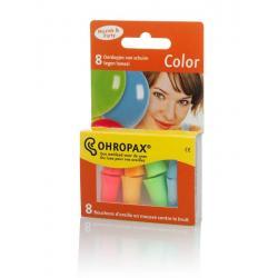 Oordopjes geluiddempend color
