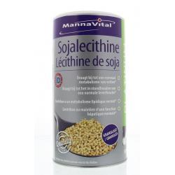 Soja lecithine granulaat