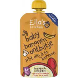 Baby ontbijtje banaan 6+...