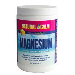 Natural Calm magnesium fram/ci