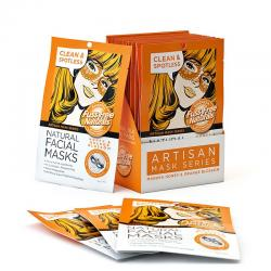 Face mask manuke honey orange