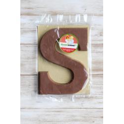 Stevia chocoladeletter S melk