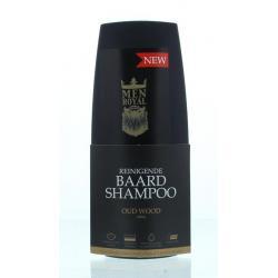 Baard shampoo oud wood