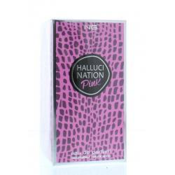 Hallucination pink
