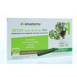 Bio detox lever