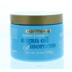 Masker Moroccan argan oil