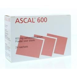 Ascal 600 mg UAD