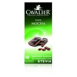 Chocolade dark mocha gezoet...