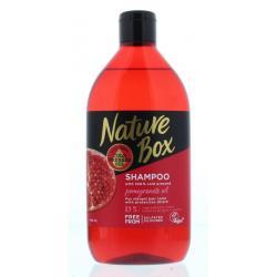 Shampoo pomegranate