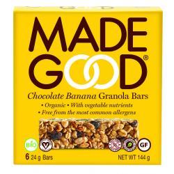 Granola bar chocolate...