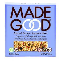 Granola bar mixed berries...