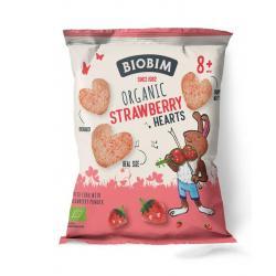 Strawberry hearts 8+ maanden