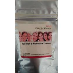 Womens hormonal greens