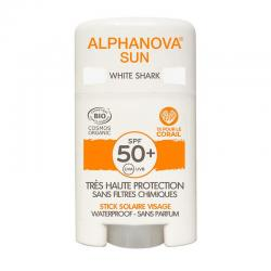 Sun stick SPF50+ face white...