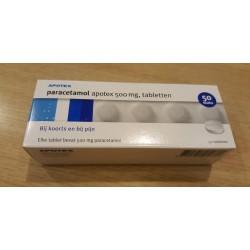 Apotex Paracetamol 500mg -...