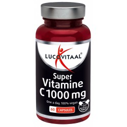 Vitamine C 1000 mg vegan 60...
