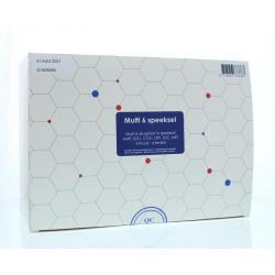Multidrugtest 6 speeksel kit