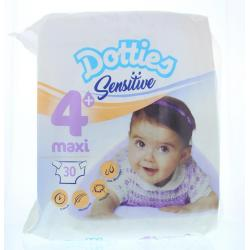 Sensitive baby luiers maxi 4+