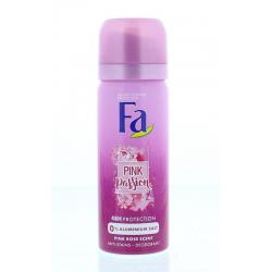 Deodorant spray pink passion