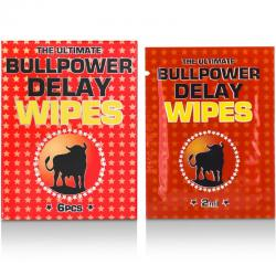 Delay wipes sachets 2 ml