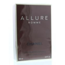 Allure homme aftershave man