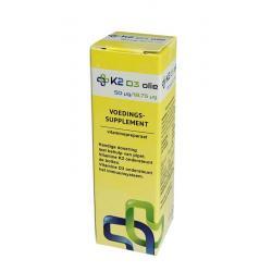 Vitamine K2 D3 olie
