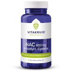 NAC 600 mg N-Acetyl-L-Cysteine