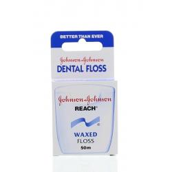 Dental reach floss waxed 50 meter