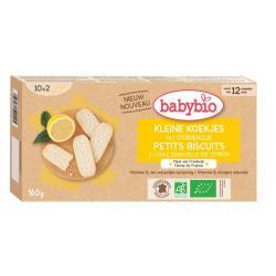 Babykoekje citroen 12 maanden