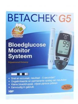Betachek glucosemeter MG-DL