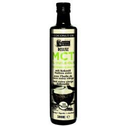 MCT olie met kokosolie