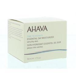 Essential day moisturizer...