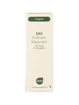 580 Jodium nascent 150 mcg
