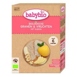 Babygranen fruit & quinoa...