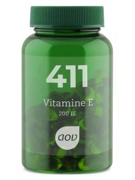 411 Vitamine E 200IE natuurlijk