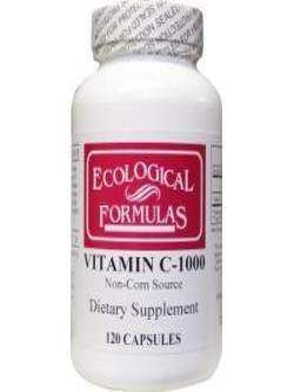 Vitamine C 1000 mg ecologische formule